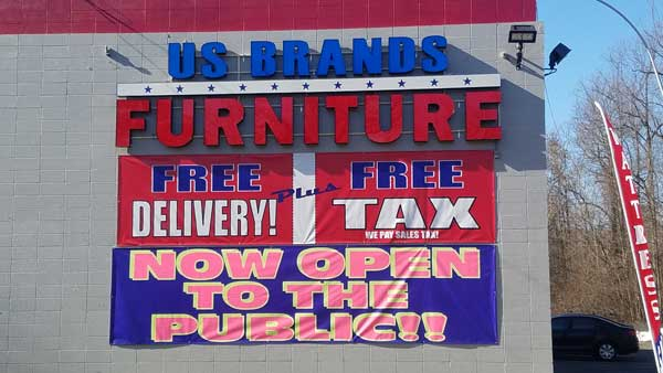 US Brands Furniture Store